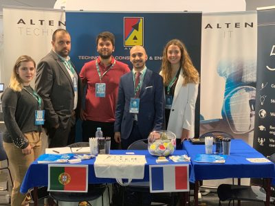 ALTEN was present at JobShop (Engineering and Technology Fair) 2019