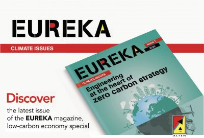 EUREKA's new edition focuses on the low-carbon economy