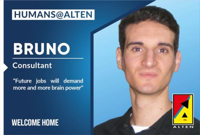 Humans of ALTEN: Bruno