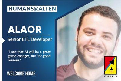 Humans of ALTEN: Alaor